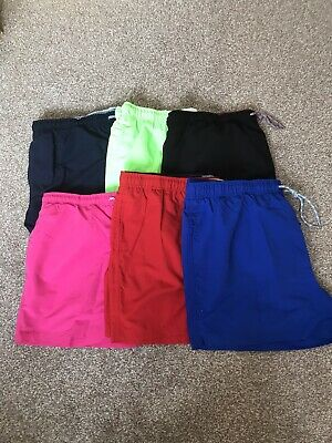 44ef1cc6a4 Primark Mens Coloured Swim Shorts Swimming Trunks UK Size XS-XXL Holiday  Summer