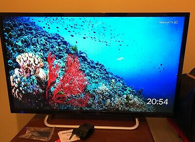 "VELTECH 32"" HD READY 720p TV LED BUILT IN 3 X HDMI PC INPUT VGA"