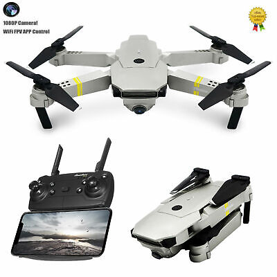 Eachine Drone x pro 1080P Camera Wifi APP FPV  Foldable Wide-Angle RC Quadcopter