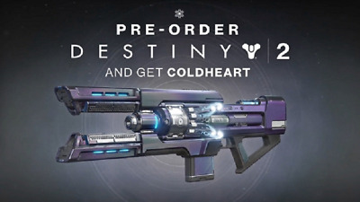 Destiny 2 - Coldheart Pre-Order Pack PC *BATTLE.NET CD-KEY* 🔑🕹🎮