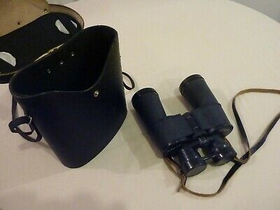 Tento 7x50 Binoculars with Case, Lens Caps & Filters. Excellent working order.