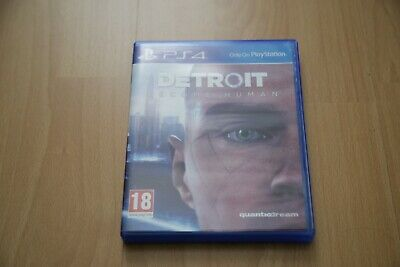 Detroit: Become Human (PS4/Playstation 4)