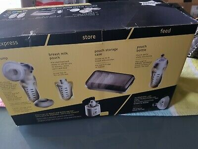 Tommee Tippee Electric Breast Pump Express And Go Starter Set