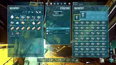 ARK SURVIVAL EVOLVED 2 CryoFridges 40 Cryopods PVE Xbox ONE