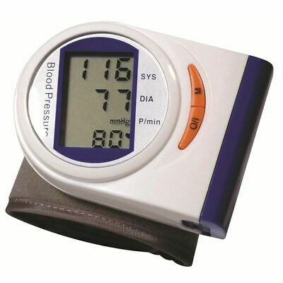 New Boxed Wrist Large LCD Dsplay European Society of Hypertension Certified