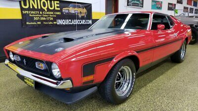 1971 Ford Mustang Boss 351 1971 Ford Mustang Boss 351, real R Code BOSS! LOWER RESERVE!