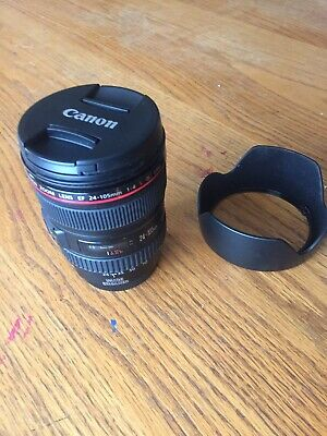 Canon EF 24-105mm f/4 II IS L USM Lens