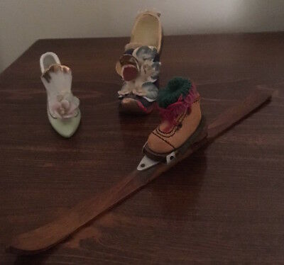 Minature shoe collection