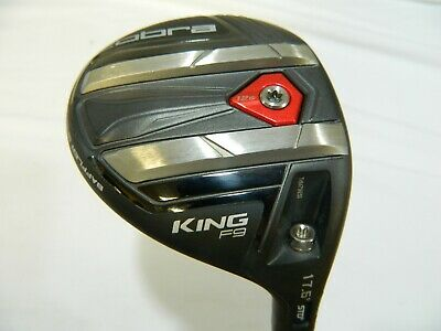 2019 COBRA KING F9 Speedback Tour 3-4 Fairway Wood HZRDUS