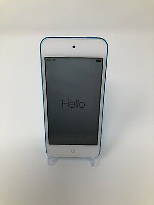 Apple iPod touch 5th Generation Blue 16GB Model A1421 - IC Locked MINT