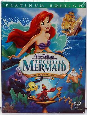 Little Mermaid (2006) - Buy Multiple Disney DVD's save shipping Visit our Store