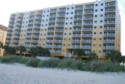 Myrtle Beach Shore Crest Villas 1 Bedroom Oceanview July 22nd to July 26th