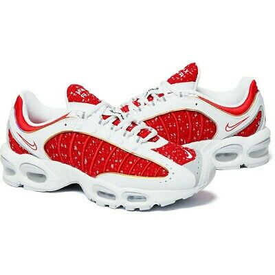SUPREME X NIKE Air Max Tailwind 4 UK Size 7 EU 41 VERY LIMITED DEADSTOCK