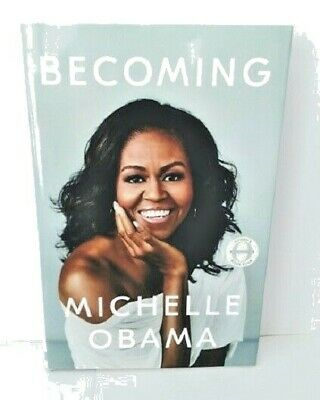 Becoming by Michelle Obama (2018, Hardcover) New
