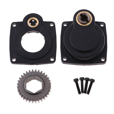 11011 Electric Power Starter Drill Plate Cover for HSP Redcat Car RC H12 B3P1