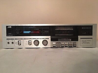 Vintage JVC KD-V120J Tape Recorder Deck - No Remote
