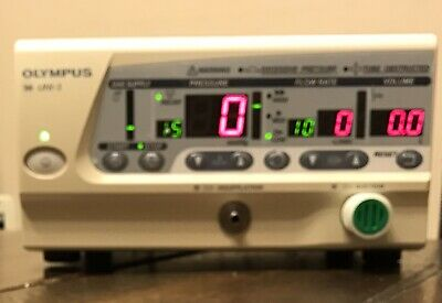 Olympus UHI-3 Insufflation and Suction works Great