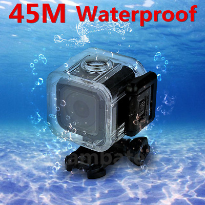 Underwater Waterproof Diving Housing Case Cover For --GoPro Hero-- 4,5 Session