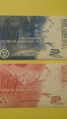1999-P & D United States Mint Uncirculated Coin Set