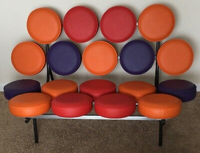 C 2000 Limited Edition Herman Miller Multicolor Marshmallow