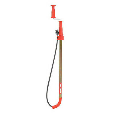 RIDGID K-6 DH (59802) 6 ft. Toilet Auger with Drop Head