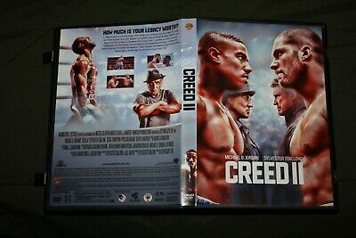 Creed 2 (BLU-RAY ONLY)