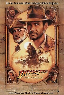35mm Trailer - Indiana Jones and the Last Crusade (1989)