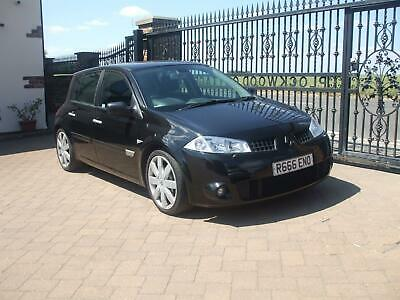 05 Renault Megane RS 2.0T 225 Renault sport, Full Service History, 6speed, AC,ew