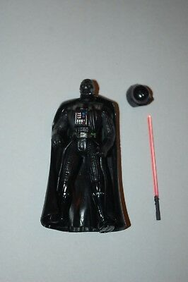 Darth Vader Removable Helmet-Star Wars Power Of The Force Board Game