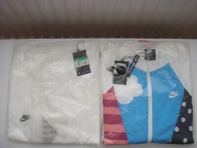 f02f9378c7 Nike x Parra Half Zip Pullover Tracksuit White XL Extra Large  Patta/Supreme/TNF
