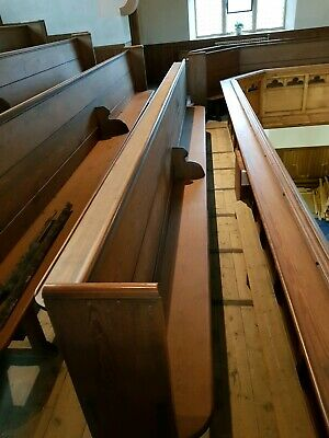 Church pew Antique Douglas Fir