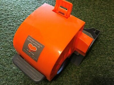 BASE / GROUND / PEDAL SECTION from VAX POWER MAX CARPET WASHER VRS5