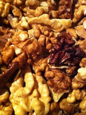 ORGANIC WALNUTS - FRESH HEIRLOOM Varieties from our small CALIFORNIA family farm