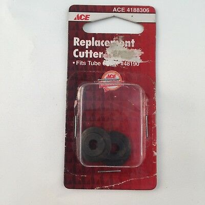 Ace 4188306 Replacement Cutter Wheels Fits Tube Cutter #48190-Upc:082901091172