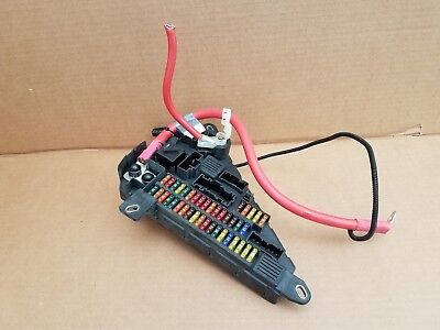 INTEGRATED POWER SUPPLY Fusebox Distribution OEM BMW E60 E63 E64 E65 on bmw e46 fuses, bmw e30 fuses, bmw z3 fuses,