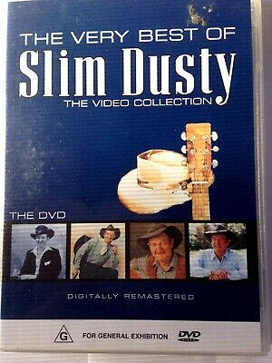 The Very Best Of Slim Dusty (DVD, 2002) PRE-OWNED ( H )