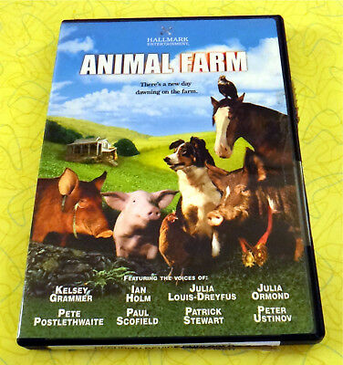 ANIMAL FARM DVD - Hallmark Entertainment, FACTORY SEALED