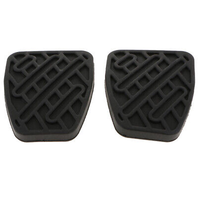 Thickening Non Slip Pedal Cover Brake Clutch Rubber Cover for Nissan Qashqai