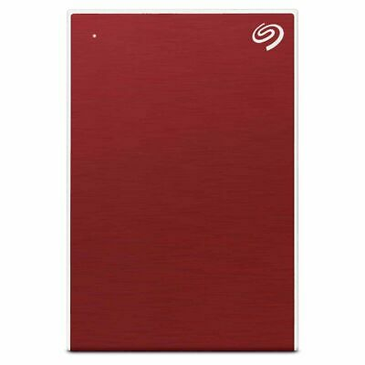 Seagate Backup Plus Portable 5TB External Portable Hard Drive HDD Red STDR500010