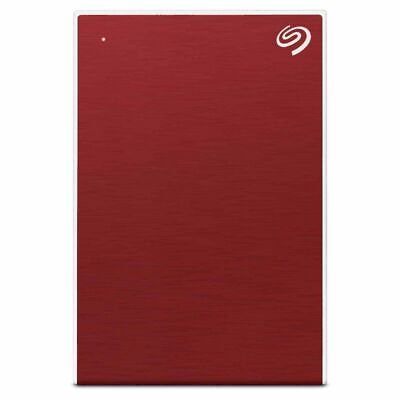 Seagate Backup Plus Portable 4TB USB 3.0 External Portable Hard Drive HDD Red