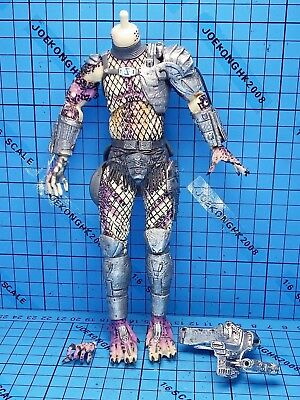 "NECA Predator Ultimate Bad Blood vs Enforcer 7"" Inch Figure - Enforcer Body"