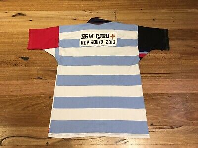 Rare Nsw Cjru Country Rugby Union Rep Squad Jumper Jersey Classic 2Xl