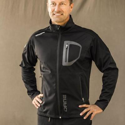DANE Thor SoftShell Motorbike Base Layer Waterproof Windproof Breathable Jacket