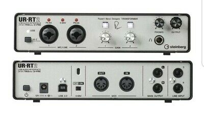 Steinberg UR-RT2 USB AUDIO INTERFACE BRAND NEW!! LOWEST PRICE AVAILABLE ANYWHERE
