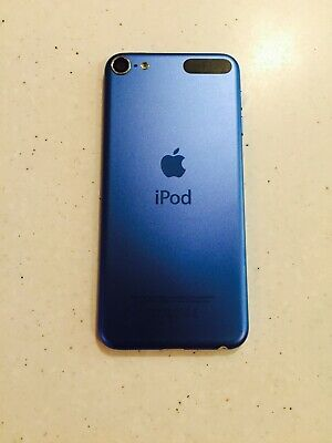 Apple iPod Touch 6th Generation Blue 32 GB