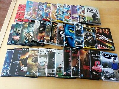 37 X Assorted Dvd's Excellent Condition