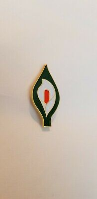 Easter Lily Pin Badge Easter Rising Irish Republican Ireland Celtic