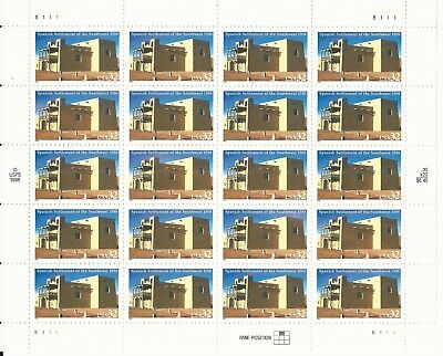 3220 Spanish Settlement Of The S.w. Nh Xf @ Face
