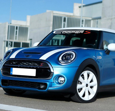 #0255 SHADOW WINGS Decal Graphic Side Mini Cooper S JCW Clubman Countryman