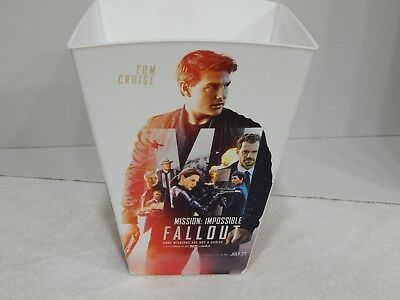 Mission Impossible Fallout Movie Popcorn Bucket